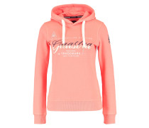 ROUGH SEA - Kapuzenpullover - pink