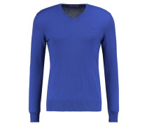 LYMANN Strickpullover royal blue