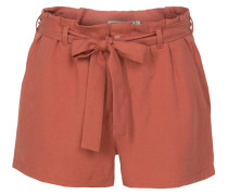 MATHILDA - Shorts - terra cotta