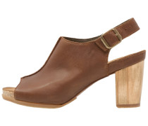KUNA - Clogs - brown