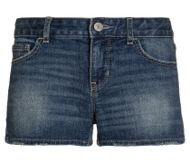 Jeans Shorts - medium wash