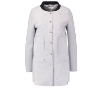 ISEY Bomberjacke light grey melange