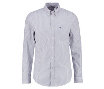 SLIM FIT Hemd moonlit ocean