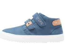 Sneaker high blue
