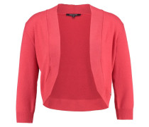 Strickjacke - red currant