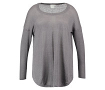 JRHARUKO Strickpullover medium grey melange