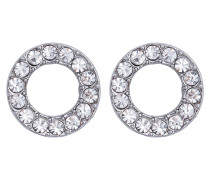 KORO Ohrringe shiny silvercoloured