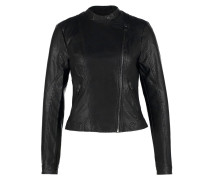 VMMILEY Kunstlederjacke black