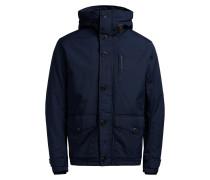 Winterjacke navy blazer