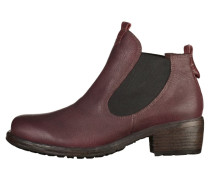 Ankle Boot - chianti