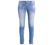 KATEWIN Jeans Straight Leg light wash