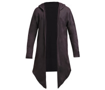FLOW Strickjacke black