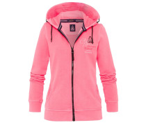 STAY Sweatjacke rose