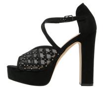MYSTIQUE High Heel Sandaletten black