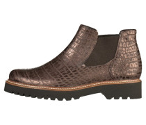 Ankle Boot - bronce