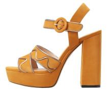 NOA - High Heel Sandaletten - ochre