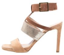 High Heel Sandaletten choccolato/tabacco