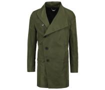 NORD Wollmantel / klassischer Mantel khaki