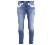 UPTOWN SOPHIE - Jeans Slim Fit - light used uptown lace stretch