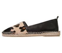 Espadrilles black/dark brown