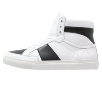 DOCTOR ROCKET Sneaker high white