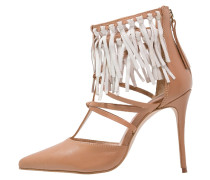 LUX High Heel Pumps camel
