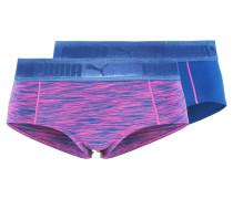 SPACE 2 PACK - Panties - pink/blue