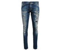 HERITAGE JFV F 212 VAL Jeans Slim Fit blau