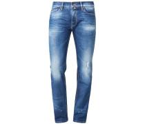 PARIS - Jeans Slim Fit - blue denim