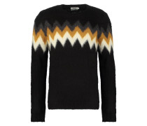 Strickpullover black