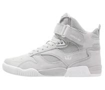 BLEEKER Sneaker high light grey/white