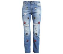 MICKY Jeans Bootcut blu