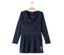 Jerseykleid dark blue