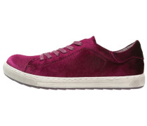 Sneaker low merlot
