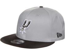 9FIFTY NBA TEAM SAN ANTONIO SPURS Cap grey/black