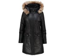 Wintermantel noir