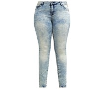 JRFOUR Jeans Slim Fit medium blue denim
