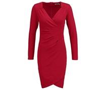 LIZZY Jerseykleid red