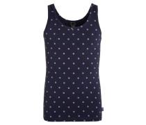 Unterhemd / Shirt dunkelblau