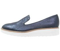 GARNISH Slipper marineblau