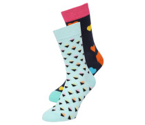 2 PACK - Socken - dark blue