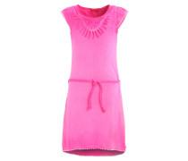 SULA - Jerseykleid - pink glo