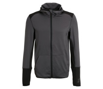 Fleecejacke dark grey