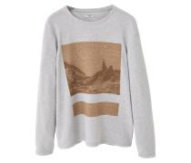 FLEET Sweatshirt light heather grey