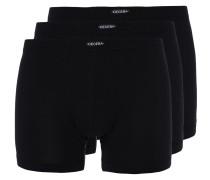 ARCEN 3 PACK - Panties - black