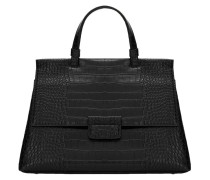 MIHO Shopping Bag medium brown