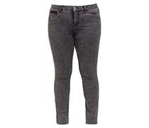 JRFIVE Jeans Slim Fit dark grey denim