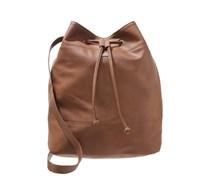 SLIVER Shopping Bag chocolate
