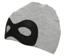 Mütze medium grey melange