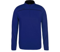 Langarmshirt indigo blue/black